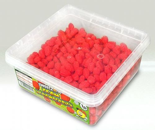SZ22 SWEETZONE FOAM STRAWBERRIES 1p x 600